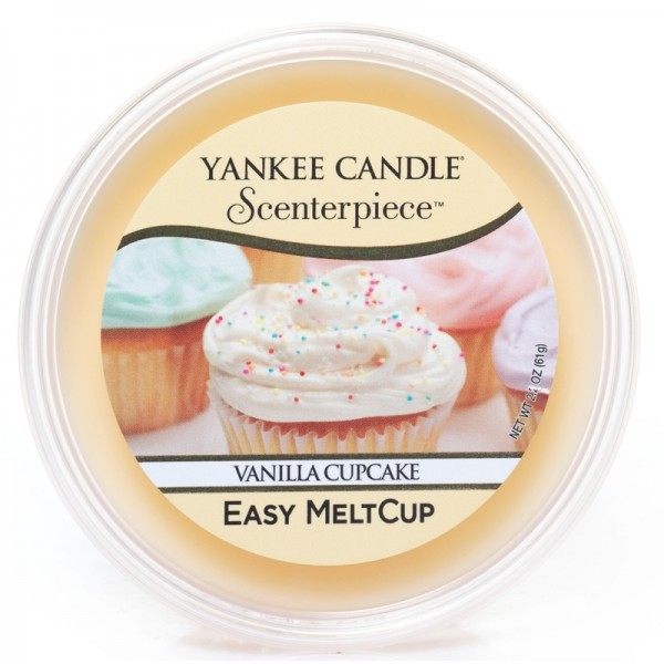 Yankee Candle - Scenterpiece Easy MeltCup - Vanilla Cupcake