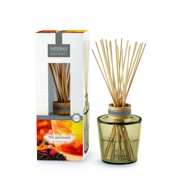 Estéban Thé Gourmand Diffuser - bouquet parfumé
