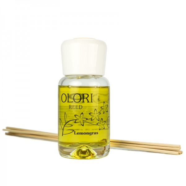 Olori Reed Lemongras 0% Alkohol Diffuser
