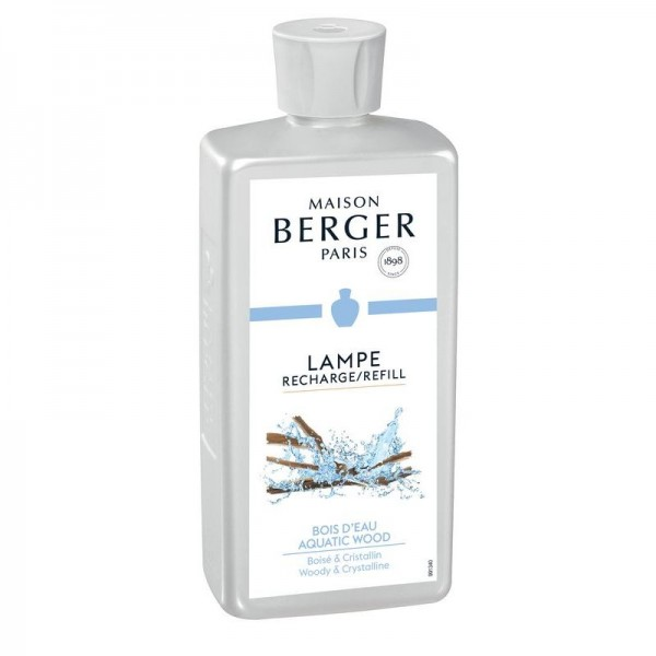 Lampe Berger Bois d'Eau Nachfüllflasche Frisches Treibholz