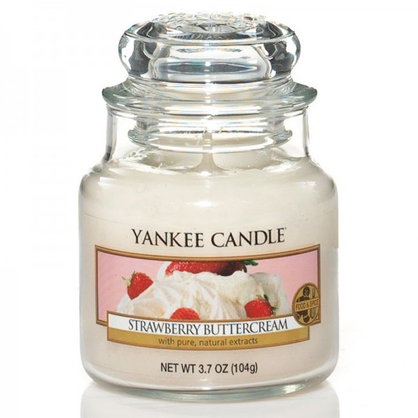 Yankee Candle Strawberry Buttercream - Housewarmer