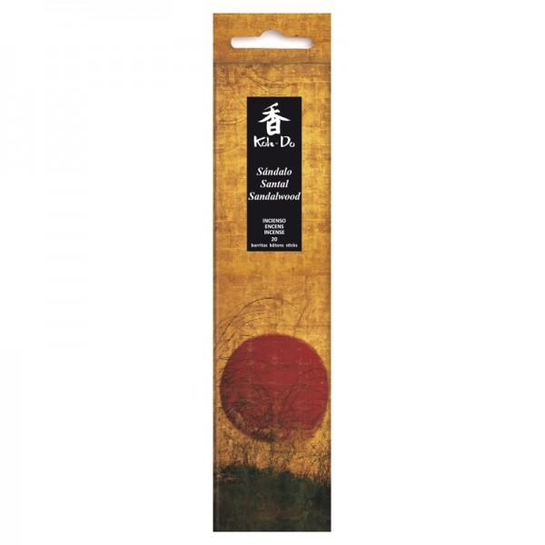 Nippon Kodo Sandalwood Räucherstäbchen - Tierra Zen