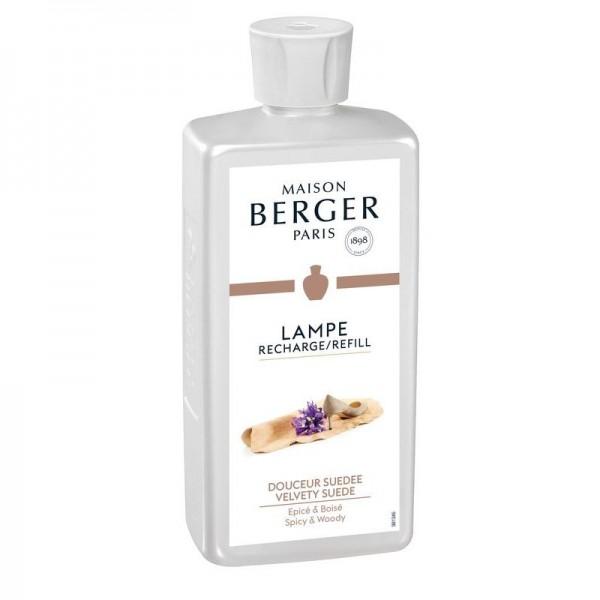 Lampe Berger Douceur Suedee Nachfüllflasche Samtiges Wildleder