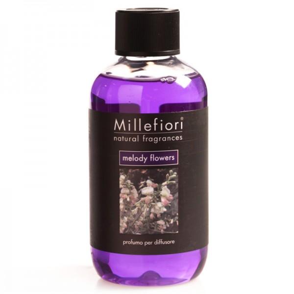 Millefiori Melody Flowers Nachfüllflasche