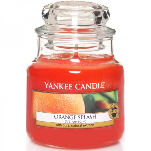 Yankee Candle Orange Splash