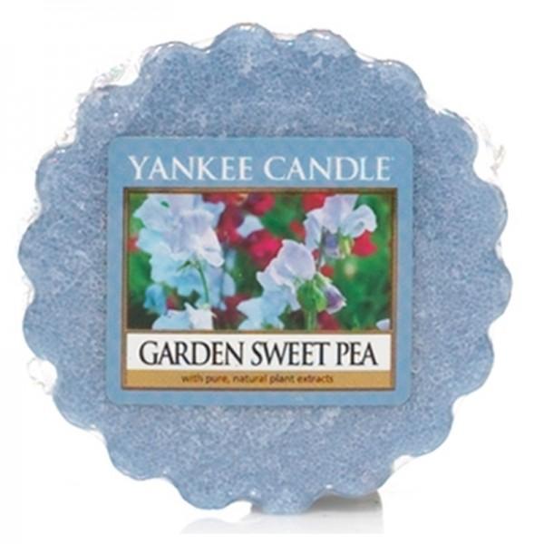 Yankee Candle Dufttarts Garden Sweet Pea - Duftwachs