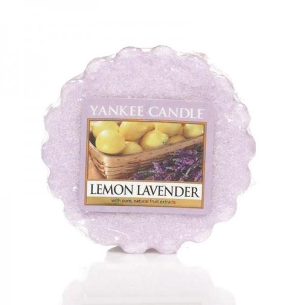 Yankee Candle Dufttarts Lemon Lavender - Duftwachs
