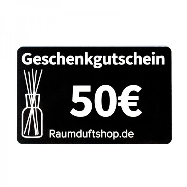 Raumduftshop Gutschein für 50 Euro