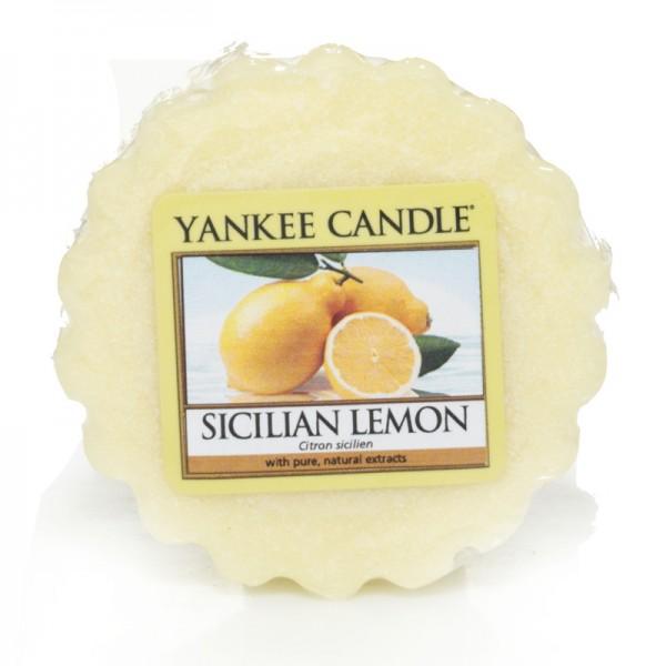 Yankee Candle Dufttarts Sicilian Lemon - Duftwachs