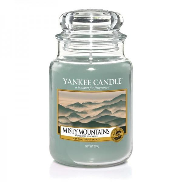 Yankee Candle Misty Mountains - Housewarmer