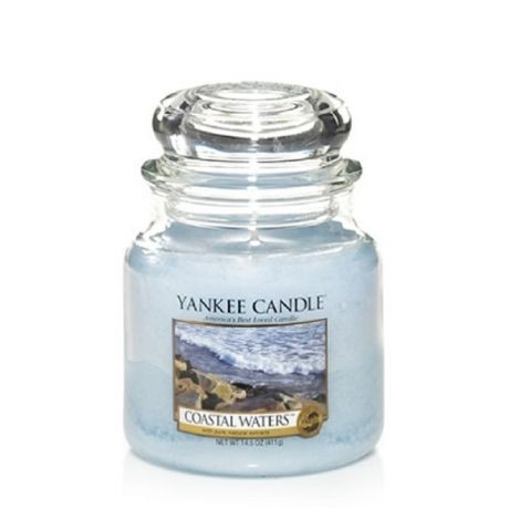 Yankee Candle Coastal Waters - Housewarmer