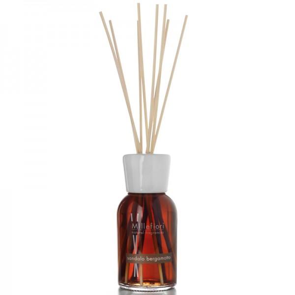 Millefiori Sandalo Bergamotto Diffuser - Natural Fragrances