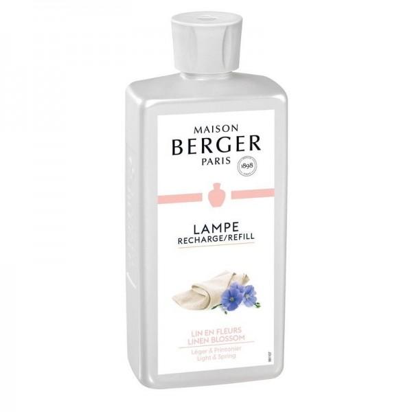 Lampe Berger Lin en Fleurs Nachfüllflasche Frühlingshafte Leinenblüte