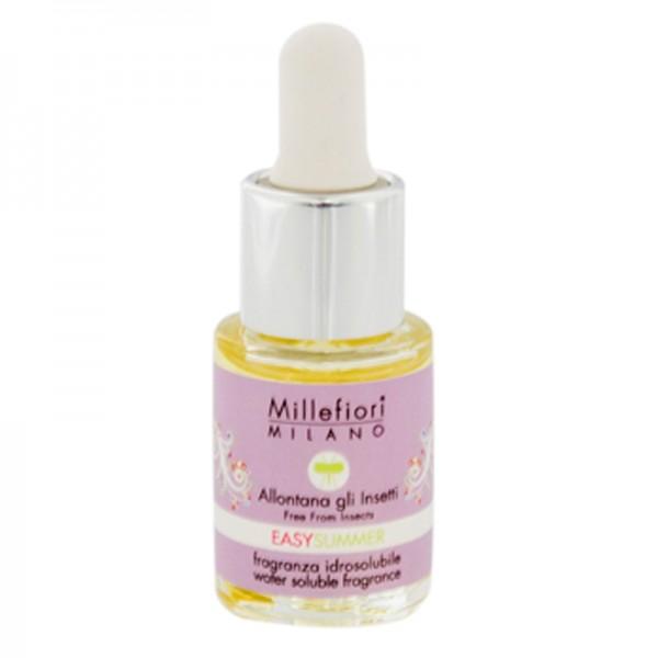 Millefiori Duftöl Easy Summer Anti-Mücken - Wasserlöslich