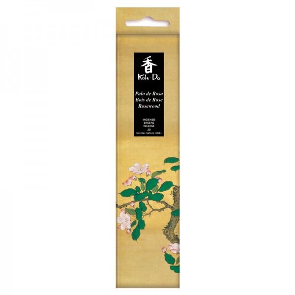 Nippon Kodo Rosewood Räucherstäbchen - Tierra Zen