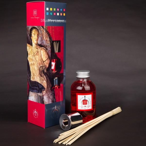 Geschenkbox rosso pompei Muskat und Weißdorn