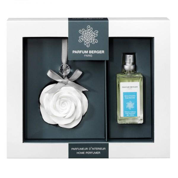 Parfum Berger Parfum-Rosenaufhänger Savon dAutefois