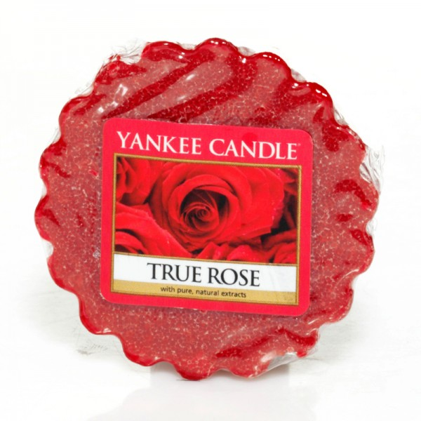 Yankee Candle Dufttarts True Rose - Duftwachs