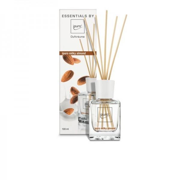 ipuro Raumduft milky almond Diffuser - Essentials