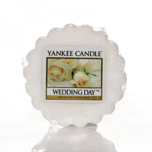 Yankee Candle Dufttarts Wedding Day - Duftwachs