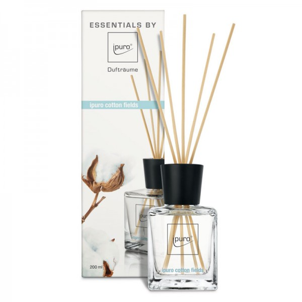ipuro Raumduft Cotton Fields Diffuser - Essentials
