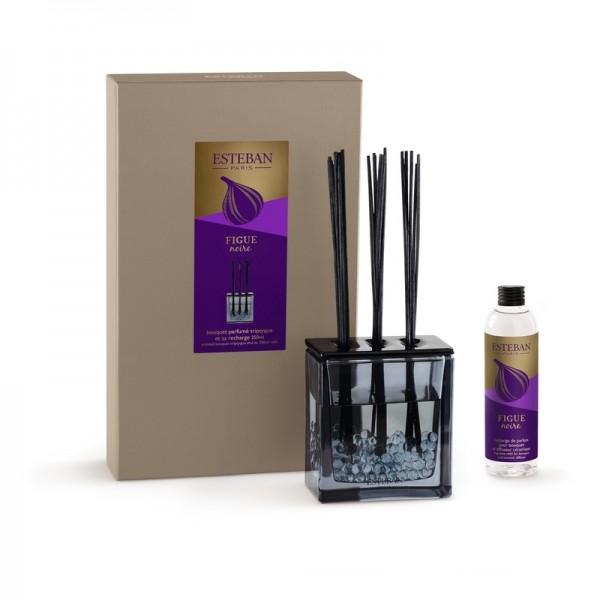 Estéban Figue noire Diffuser - bouquet parfumé triptyque