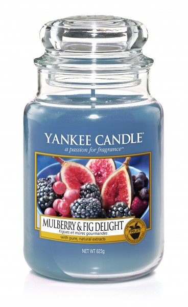 Yankee Candle Mulberry & Fig Delight - Housewarmer