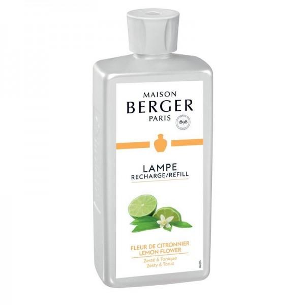 Lampe Berger Fleur de Citronnier Nachfüllflasche Prickelnde Zitrone