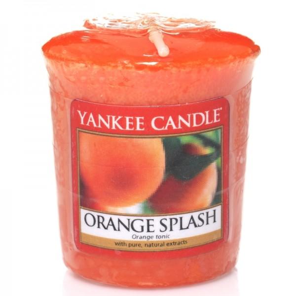 Yankee Candle Orange Splash - Votivkerze