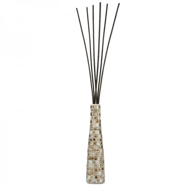 Millefiori Airdesign Diffuser Bamboo Mosaik Madreperla