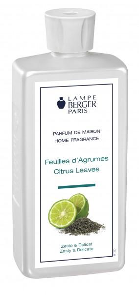 Lampe Berger Feuilles d'Agrumes Nachfüllflasche Aromatische Zitronenblätter