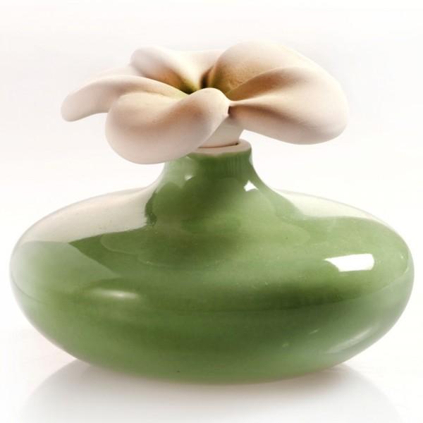 Millefiori Zierdiffuser Kleine Blume - grün