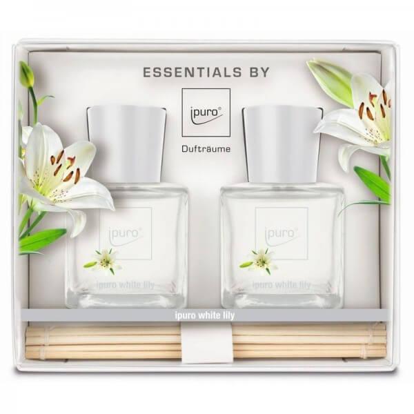 ipuro white lily Geschenkset