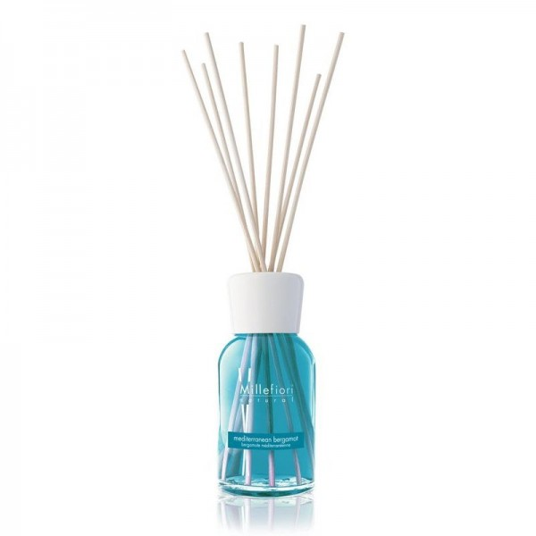 Millefiori Mediterranean Bergamot Diffuser – Natural Fragrances