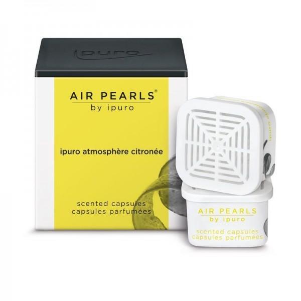 ipuro Air Pearls atmosphère citronée - Duftkapsel - Lime light
