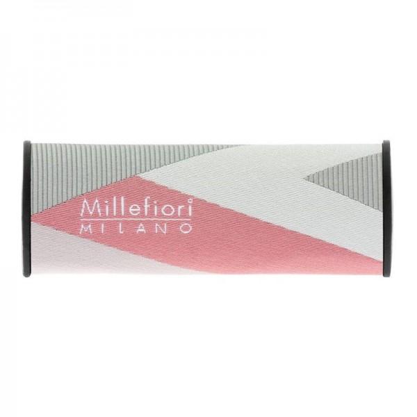 Millefiori Autoduft Orange Tea - Textile Geometric
