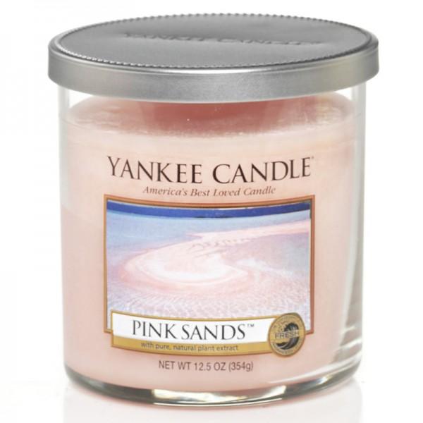 Yankee Candle Pink Sands - Perfekt Pillar