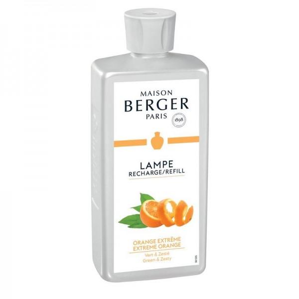 Lampe Berger Orange extreme Nachfüllflasche Fruchtige Orange