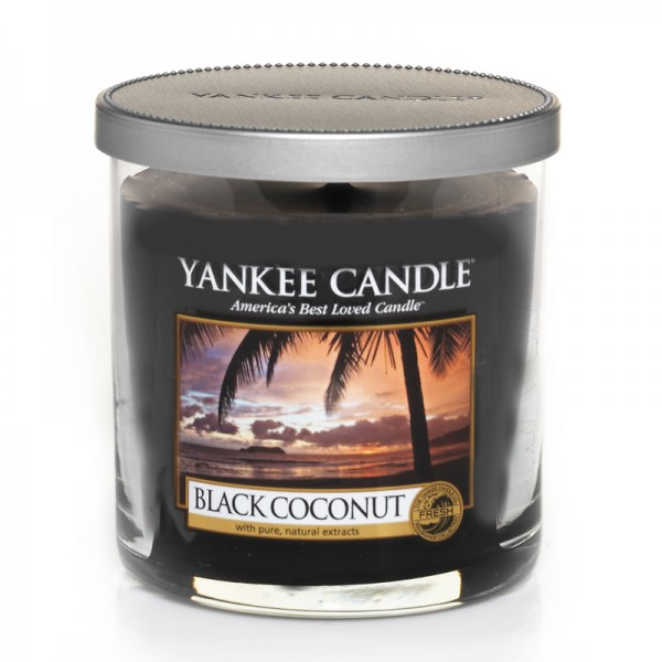 Yankee Candle Black Coconut - Perfect Pillar