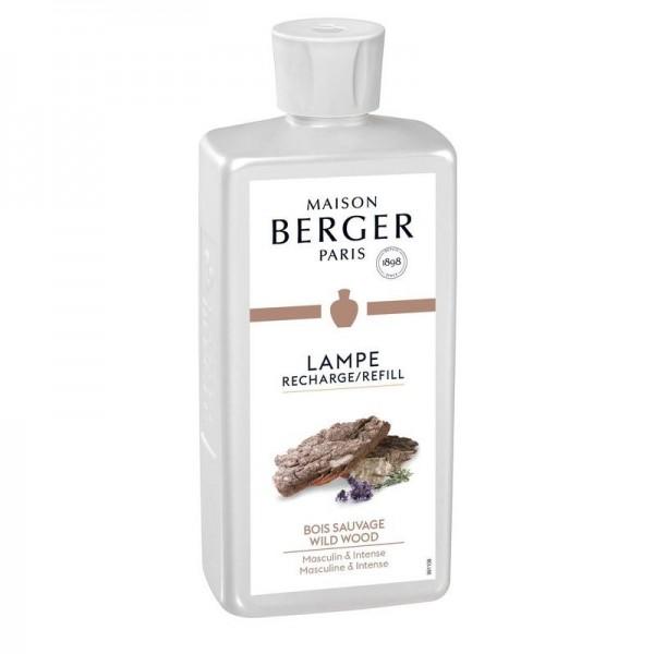 Lampe Berger Bois sauvage Nachfüllflasche - Edles Holz