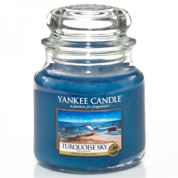 Yankee Candle Turquoise Sky - Housewarmer