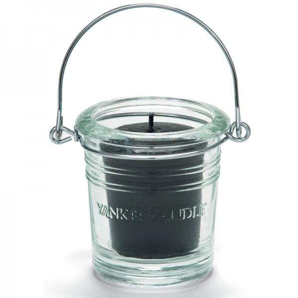 Yankee Candle Eimer aus Glas Votivkerzenhalter