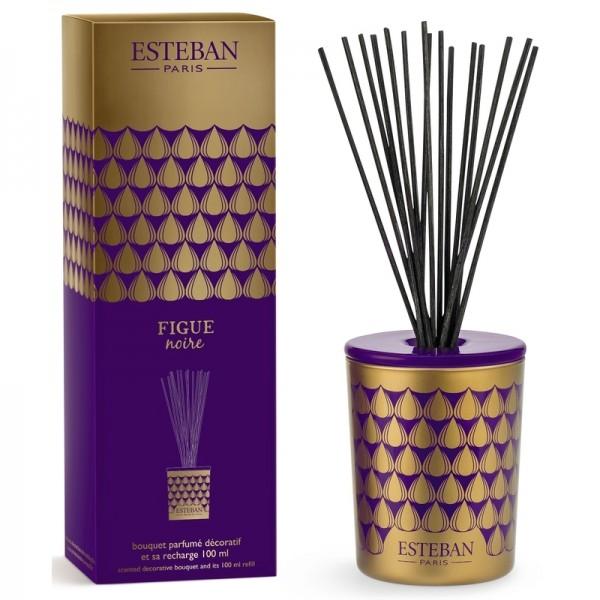 Estéban Figue noire Diffuser - bouquet parfumé décoratif