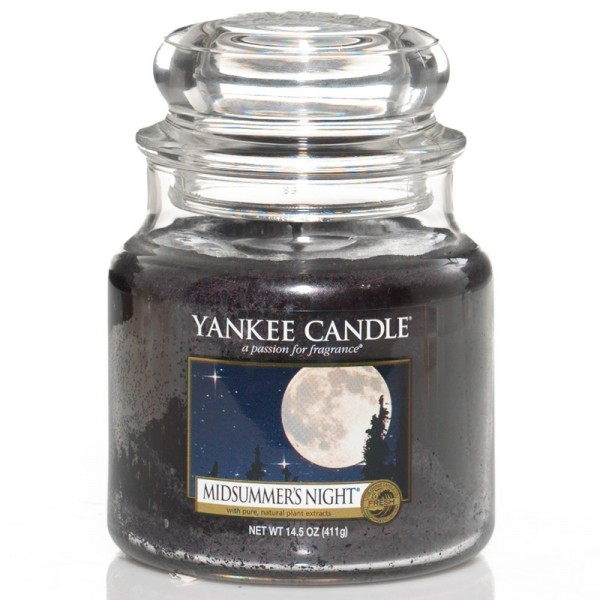 Yankee Candle Midsummer`s Night - Housewarmer