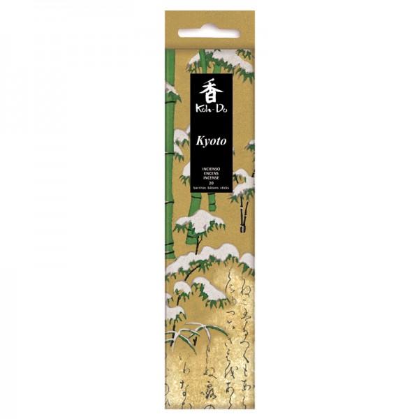 Nippon Kodo Kyoto Räucherstäbchen - Tierra Zen