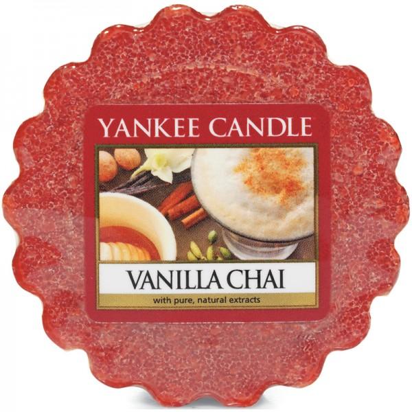 Yankee Candle Dufttarts Vanilla Chai Gewürztee Zimt