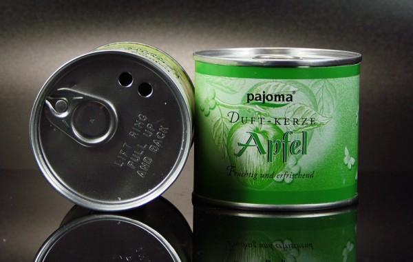 Pajoma Duftkerze aus der Dose Apfel