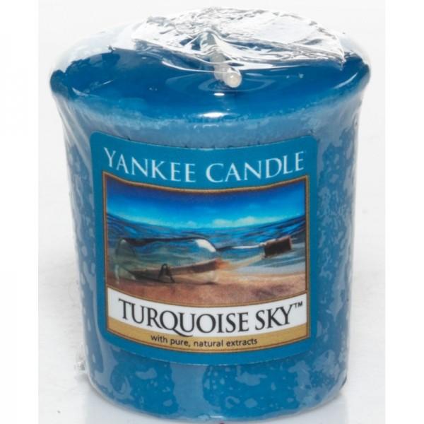 Yankee Candle Turquoise Sky - Votivkerze