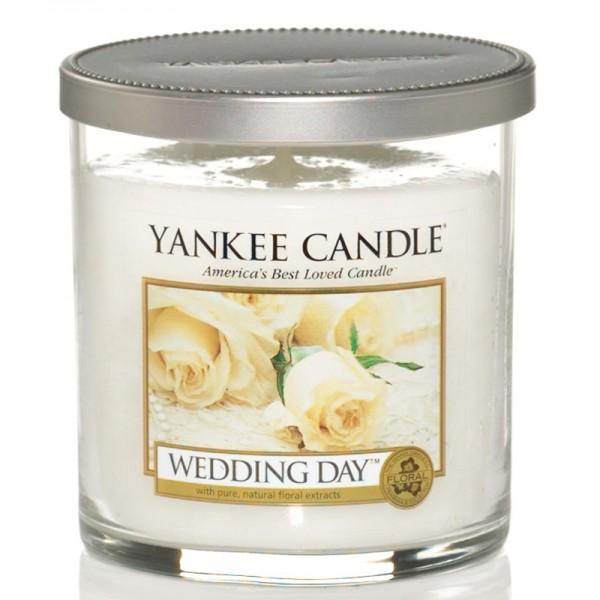 Yankee Candle Wedding Day - Perfect Pillar