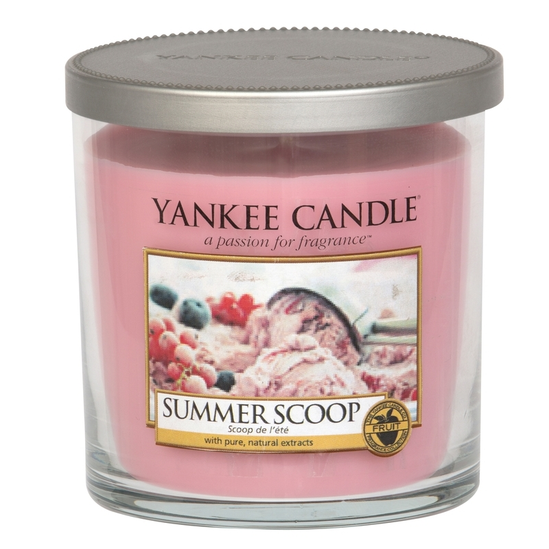 yankee candle summer scoop perfect pillar. Black Bedroom Furniture Sets. Home Design Ideas